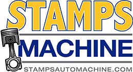 Stamps Auto Machine